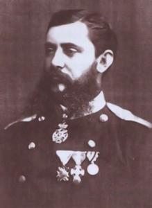 Др. Владан Ђорђевић (1833-1930), главни иницијатор за оснивање Српског друштва Црвеног крста