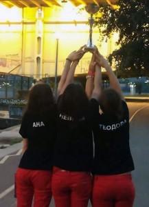 Екипа-реалистичног-приказа-повреда,-стања-и-обољења--волонтерке-Ана,-Невена-и-Теодора